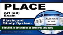 Read PLACE Art (28) Exam Flashcard Study System: PLACE Test Practice Questions   Exam Review for