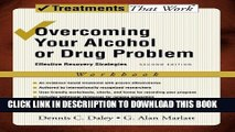 [PDF] Overcoming Your Alcohol or Drug Problem: Effective Recovery Strategies Workbook (Treatments