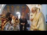 Παρουσία του Μητροπολίτη Θ και Λ Γεώργιου τα εγκαίνια του Ι.Ν. Αγίου Νεκταρίου στο Παύλο Ορχομενού