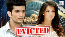 Jhalak Dikhhla Jaa 9: Arjun Bijlani & Surveen Chawla EVICTED!