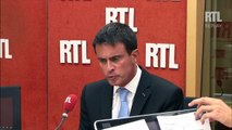 """Manuel Valls sur RTL : la France est sans nouvelles d'une """"quinzaine de ses ressortissants"""" au Gabon"""