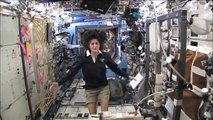 How to PEE in Space Without Gravity? EPIC Space Station Tour With NASA Astronauts- How It