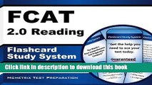 Read FCAT 2.0 Reading Flashcard Study System: FCAT Test Practice Questions   Exam Review for the