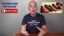 HOW TO CHOOSE FUTSAL SHOES, futsal boots, futsal cleats, indoor soccer boots, football boots, cleats