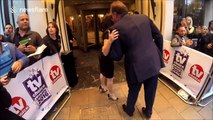 Piers Morgan and Leigh Francis at the TV Choice Awards