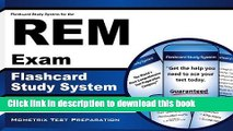 Read Flashcard Study System for the REM Exam: REM Test Practice Questions   Review for the