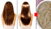 How To Get Thicker Hair?  By Rubbing This Kitchen Product On Your Hair.
