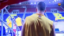 FCB Basket: Juan Carlos Navarro se incorpora a la pretemporada del FC Barcelona Lassa [ESP]