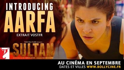 #SULTAN présente #AARFA - SULTAN au cinéma en septembre