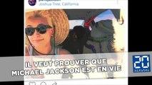 Un YouTubeur veut prouver que Michael Jackson est encore en vie
