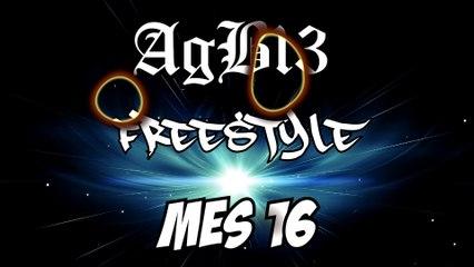 AgB13 Freestyle mes 16  [ Rap Français 2016 ]  [ prod par Draw ]