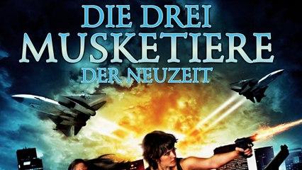 Die drei Musketiere der Neuzeit (2013) [Action] | Film (deutsch)