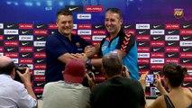 FCB Handbol: Prèvia FCB Lassa-BM Granollers [CAT]