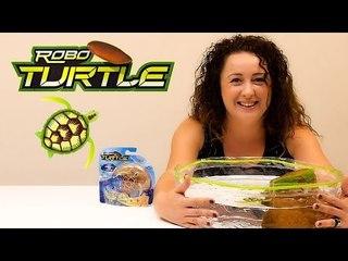 Robo Turtle Robot Kaplumbağa İncelemesi
