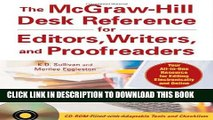 [PDF] The McGraw-Hill Desk Reference for Editors, Writers, and Proofreaders(Book + CD-Rom) Full