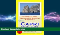 READ book  Capri, Italy Travel Guide - Sightseeing, Hotel, Restaurant   Shopping Highlights