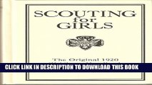 [PDF] Scouting for Girls: The Original 1920 Girl Scout Handbook Full Colection