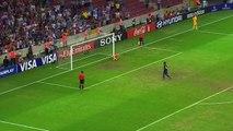 Le pénalty le plus lent de l'histoire - Paul Pogba (France v Uruguay - finale Coupe du monde U20 2013)