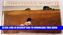 [PDF] Christina s World: Paintings and Prestudies of Andrew Wyeth Ebook Free