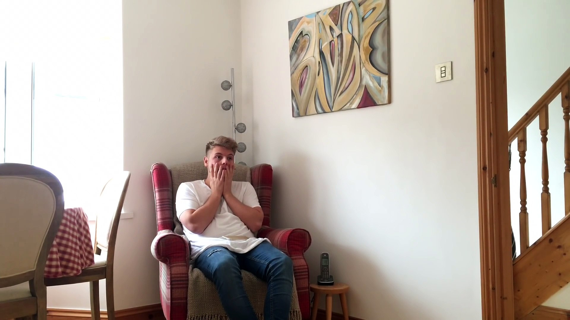 Ben Phillips | Sex Tape PRANK - it's Elliots official sex tape