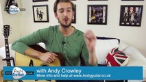 Guitar Day 5 - 'Ooh La la' Rod Stewart & NEW Melody! [10 Day Guitar Course ]-VCIsdvZheC8