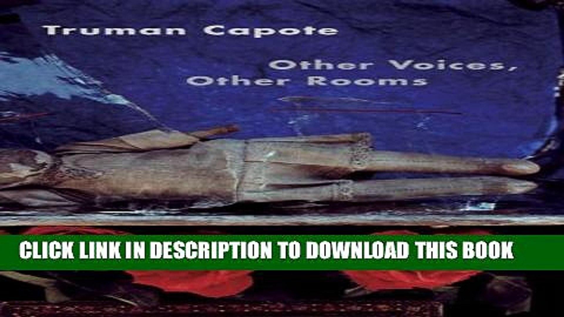 [PDF] Other Voices, Other Rooms (Vintage International) Popular Online