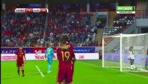 Fedor Smolov Goal HD - Russia 1-0 Ghana - Friendly 06.09.2016 HD