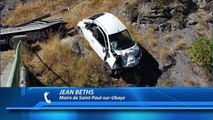 ALPES DE HAUTE-PROVENCE : 2 MORTS DANS UN ACCIDENT DE LA ROUTE À SAINT-PAUL-SUR-UBAYE