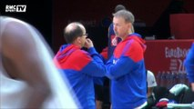 Basket - Le directeur technique explique le choix de prolongation de Vincent Collet