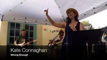 Sheryl Crow Strong Enough performed by Kate Connaghan 2016