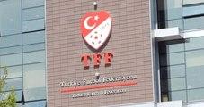 Türkiye Futbol Federasyonu, 1 Gözlemci ve 3 Hakemin İlişiğini Kesti