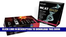 New Book Kaplan MCAT Complete 7-Book Subject Review: Book + Online (Kaplan Test Prep)