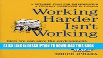 [PDF] Working Harder Isn t Working Full Online