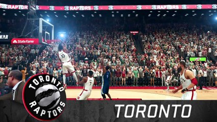 NBA 2K17 - Arena Authenticity de NBA 2K17
