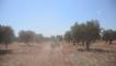 Öso Birlikleri, El Vakf Köyü Çevresinde Daeş Militanlarına Saldırdı