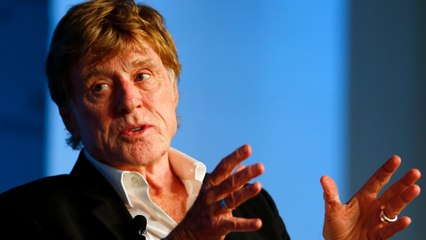 5 Robert Redford Quotes to Live By