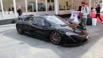 McLaren P1 GTR, P1, 458 S-Aperta & Mulsanne @ Autoropa Racing Days
