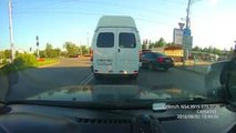 Stupid Drivers & Car Accidents This month (August) & Dashcam Car crash compilation- August A172