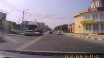 Stupid Drivers & Car Accidents This month (August) & Dashcam Car crash compilation- August A174