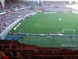 PSG - Sochaux : Minute de silence