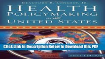 [Read] Health Policymaking in the United States, Fifth Edition Ebook Free