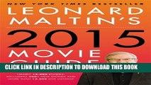 Collection Book Leonard Maltin s 2015 Movie Guide: The Modern Era (Leonard Maltin s Movie Guide)