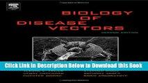 [Best] Biology of Disease Vectors, Second Edition (Marquardt, Biology of Disease Vectors) Free Books
