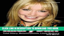 [PDF] Hilary Duff: Total Hilary, Metamorphosis, Lizzie McGuire... and More Popular Online