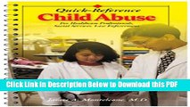 [PDF] Child Abuse: Quick Reference for Healthcare, Social Service and Law Enforcement
