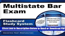 [Get] Multistate Bar Exam Flashcard Study System: MBE Test Practice Questions   Review for the