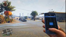 GTA 5 Next Gen - NEW! Use Cheats on Your Phone on PS4 - Xbox One