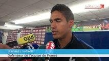 Biélorussie-France (0-0). Varane : «Il nous manqué un brin de réussite»