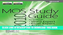 [PDF] MOS 2010 Study Guide for Microsoft Word Expert, Excel Expert, Access, and SharePoint Exams