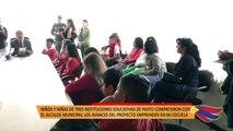 EME - PRESENTACION DE LAS COOPERATIVAS AL ALCALDE DE PASTO